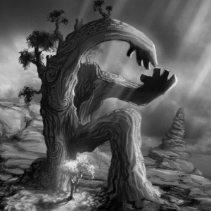 Tree God concept art